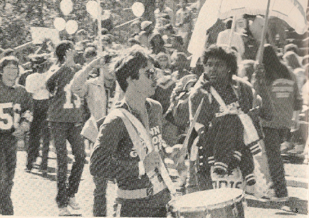 1982 Homecoming Parade