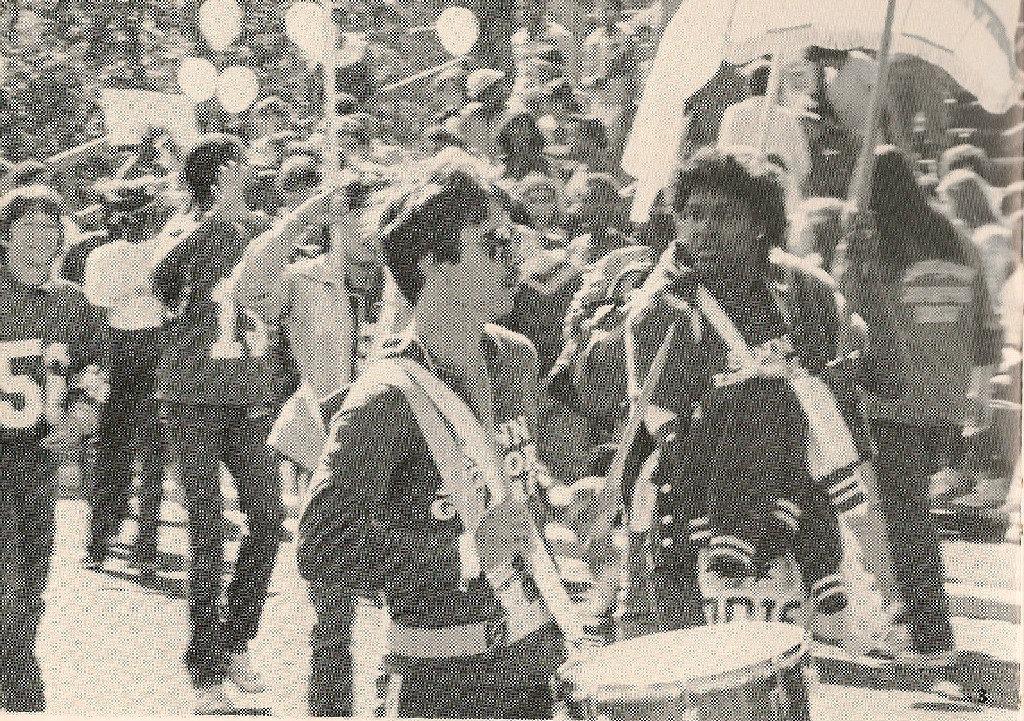 1982 Homecoming Parade