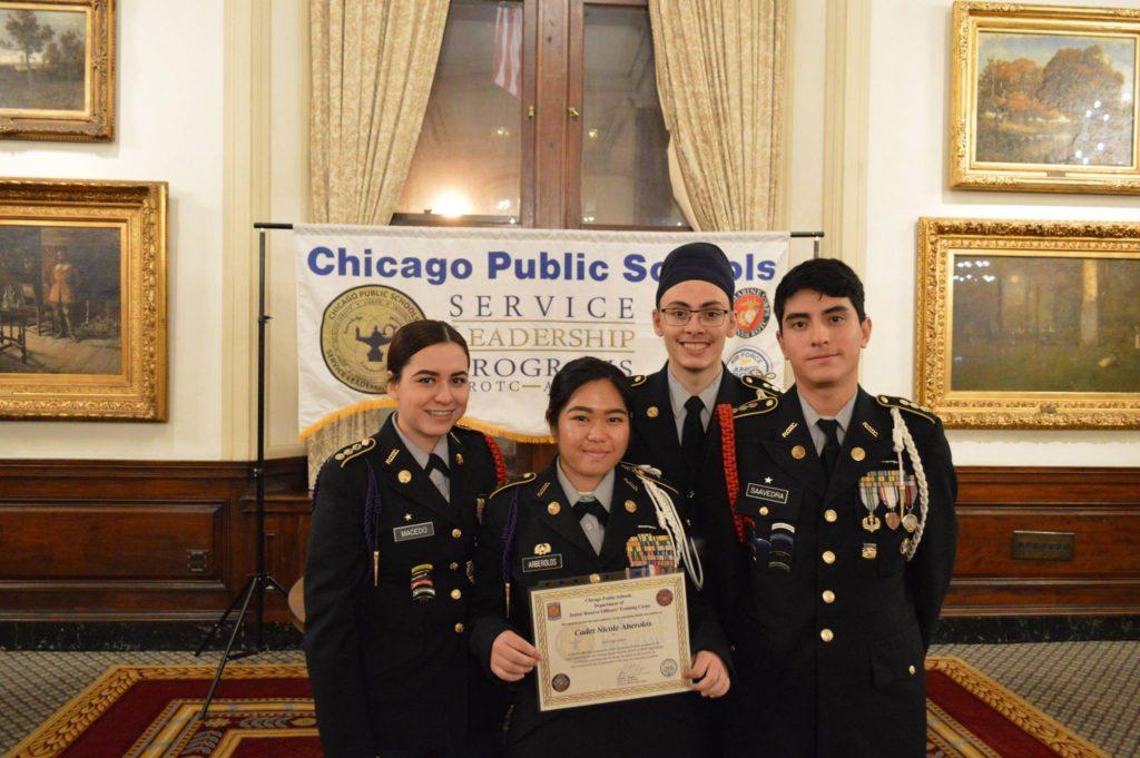 2017 Service Leadership Award