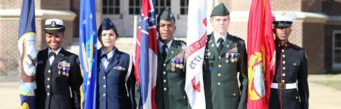 SENN ROTC - JROTC - HONOR GUARD