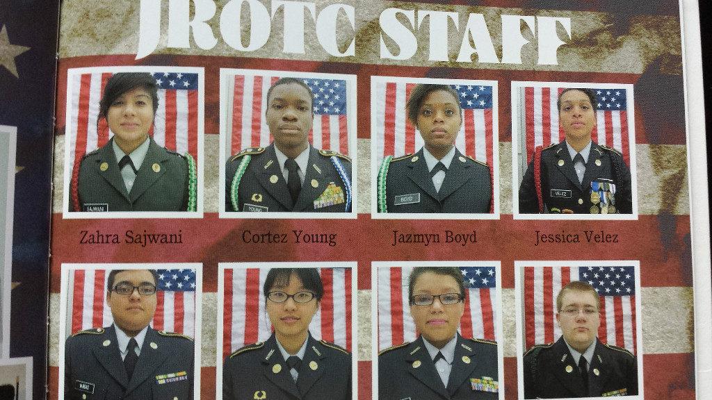 ROTC Staff